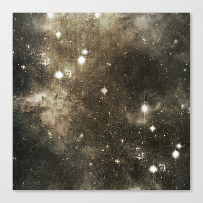 Southwest Space Canvas Print