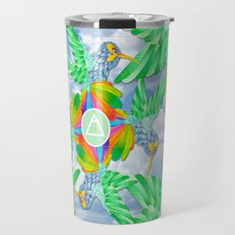 Air/Hummingbird Travel Mug