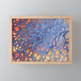 Dragon Scale Framed Mini Art Print