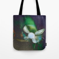 navy Tote Bags featuring Navy by Stephano Herrera