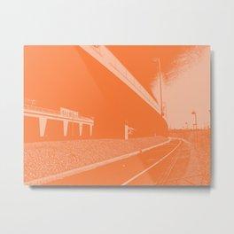 Bridge 11 Metal Print