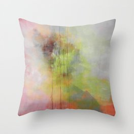 Ether/Easter Throw Pillow