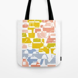 The traveller Tote Bag