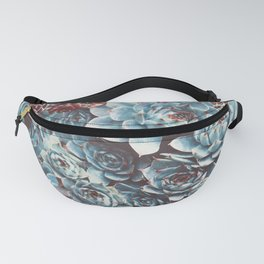 Sempervivum Succulents Fanny Pack