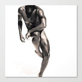 Jason - Dancer Series 2 Canvas Print