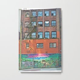 woodwards art Metal Print