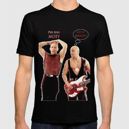 Right Said Fred Sings Uptown Funk T-shirt