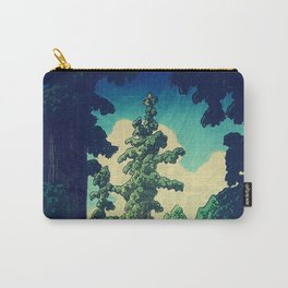 Under the cover of Yanakaden Carry-All Pouch