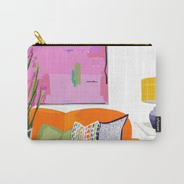 Living Room Carry-All Pouch