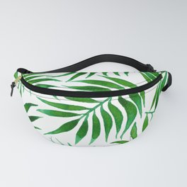 FOLIAGE WATERCOLOR Fanny Pack