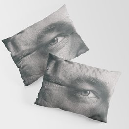 The Departed, Martin Scorsese movie poster, Leonardo DiCaprio, Matt Damon, american mafia film Pillow Sham