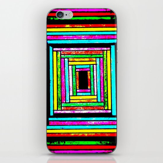 The Pattern Squared iPhone & iPod Skin