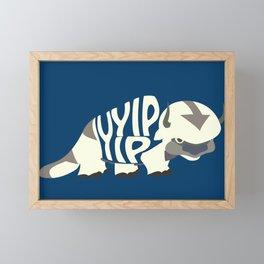 Yip Yip Framed Mini Art Print