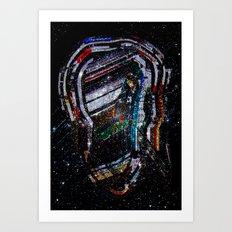 David Bowie - 2121 Art Print