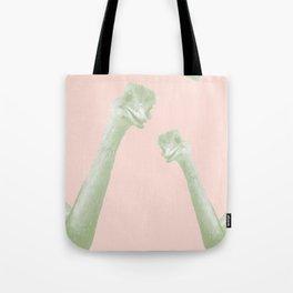 OSTRICH PEEKABOO PROJECT 01 Tote Bag