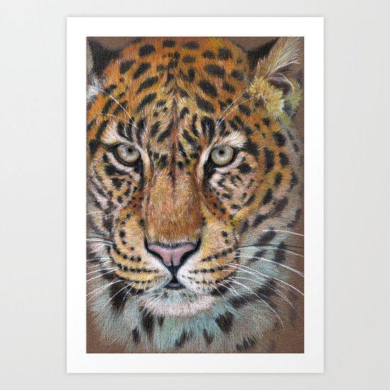 Panthera CC2012-01 Art Print