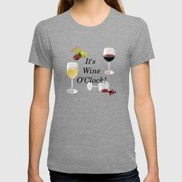 It's Wine O'Clock T-shirt