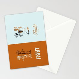 Natural Instincts Stationery Cards