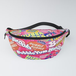 Bubble Gum Explosion Fanny Pack