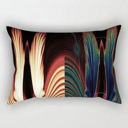 Mushroom Surreal v.3 Rectangular Pillow