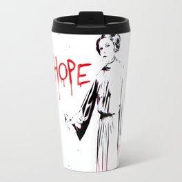 A New Hope Princess Leia Graffiti Travel Mug