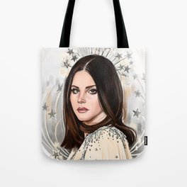 LDR Hedy Lamarr Tote Bag