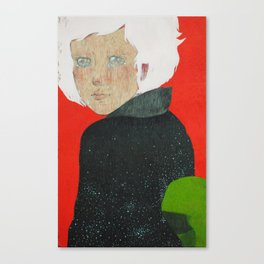 Geiko of the Universe Canvas Print