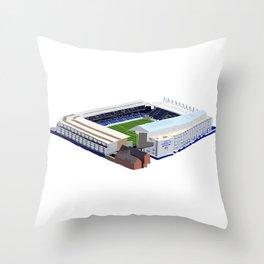 Goodison Park Throw Pillow