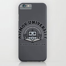 I Majored in Robot Law iPhone 6s Slim Case