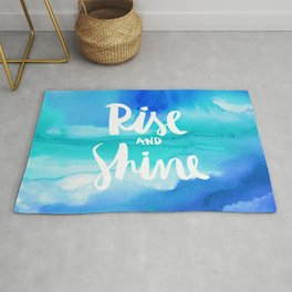 Rise & Shine [Collaboration with Jacqueline Maldonado] Rug