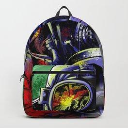 Gaz Mask Backpack