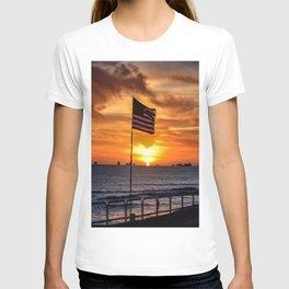 Patriot's Point (Surf City USA) T-shirt