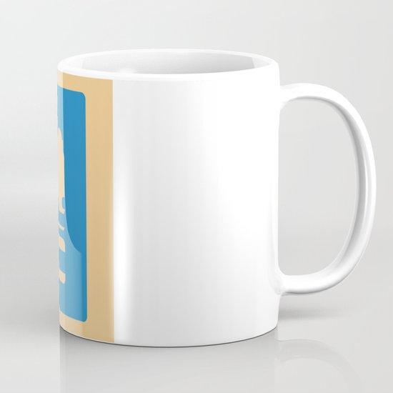 I fell in love in Tatooine Mug