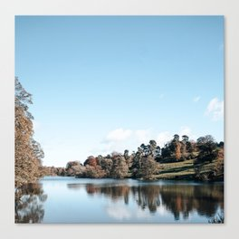 Osmaston park Canvas Print