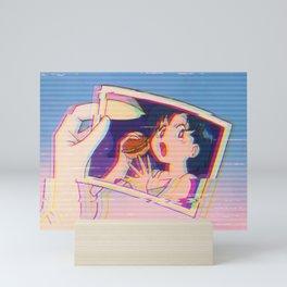 Burger Queen Mini Art Print