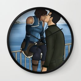 Makorra - Rooftop Wall Clock