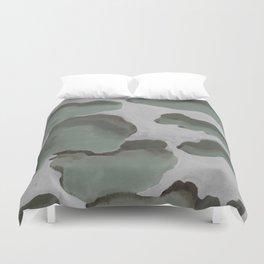 Gray Sky Duvet Cover