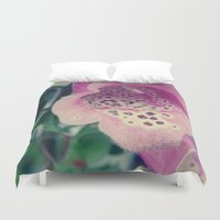 swallow Duvet Covers featuring Swallow by ChaoticWaffle