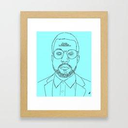 Ye family tree Framed Art Print
