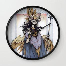 Sokar and Ra Wall Clock