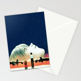 Fly me to Stationery Cards