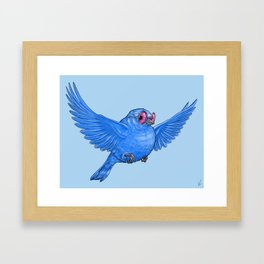 Optimism Framed Art Print