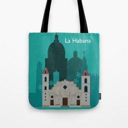 La Habana Tote Bag