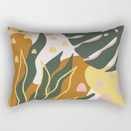 Floral Magic Rectangular Pillow