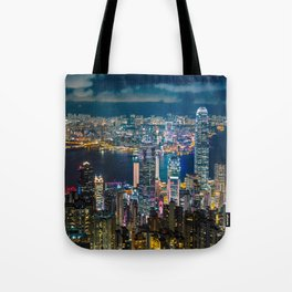 HONG KONG 10 Tote Bag