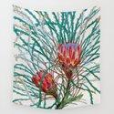 A Protea flower by catyarte