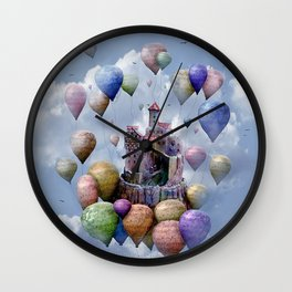 Sweet Castle Wall Clock