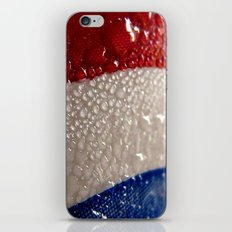 4th of July Condensation iPhone & iPod Skin
