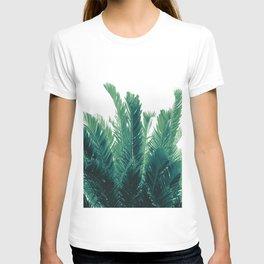 Tropical Leaves Dream #2 #tropical #decor #art #society6 T-shirt