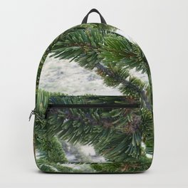 Bristlecone pine needles Backpack
